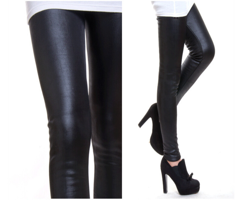 Thickening Black Leather Boots Chelseabootswomen Com