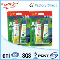 Repair Metal & All Purpose 2-Part Epoxy Adhesive Glue
