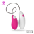 China best seller sex products wired vibrating pink egg pussy vibrator