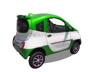 2019 Nieuwe Min Familie Goedkope Elektrische Auto Gemaakt In China