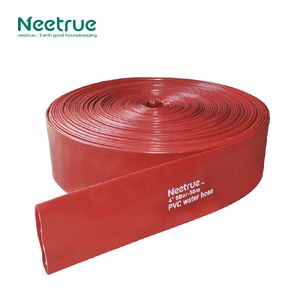 Medium-duty Uncoupled Pvc Lay Flat Pool Discharge Hose