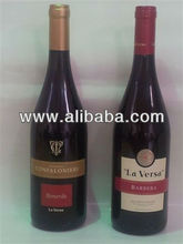 Red Italian Barbera & Bonarda Wine
