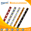 Epoxy glue IP65 5050 3528 smd warm whtie CE certificated quality waterproof outdoor led strip light