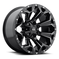 17X8.5 Fuel offroad rims 4x4 for pick up light truck aluminum wheels 6x139.7 alloys