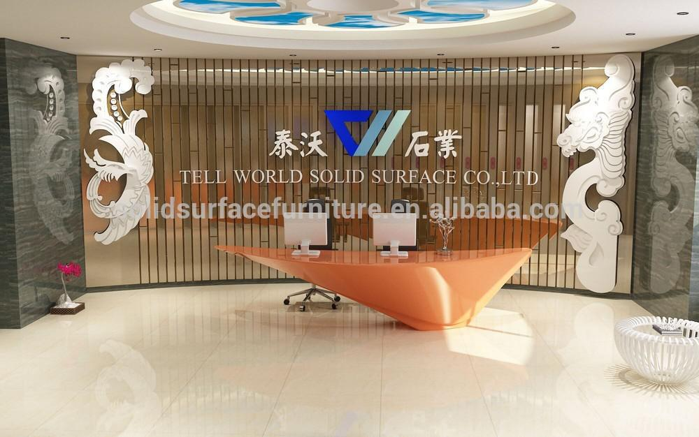 good quality modern ceo office desk itian design goggle office