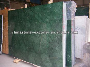 Piastrelle per pavimenti in marmo verde piastrelle di pavimento di