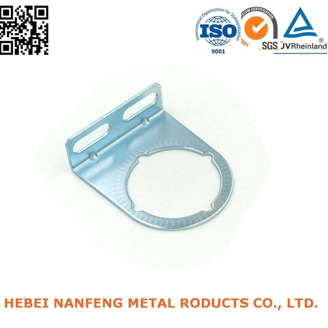 High Precision Galvanizing Metal Stamping Bicycle Spare Parts