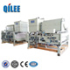 Mud water sewage wastewater lime treatment sludge dewatering machine