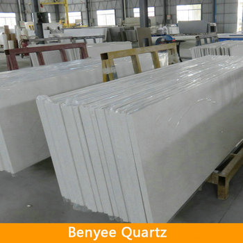 Newstar prefab quartz countertops vanity tops table tops for Prefab guest house with bathroom and kitchen