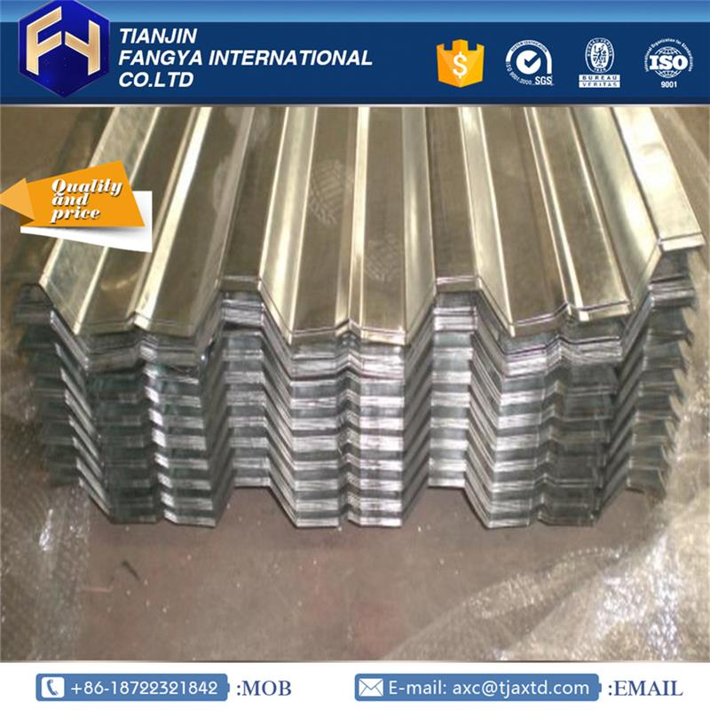 Professional corrugated roofing steel sheet ppgi/ppgi with high quality