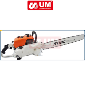China Manufacture 2-Stroke Professional 105cc 070 chainsaw