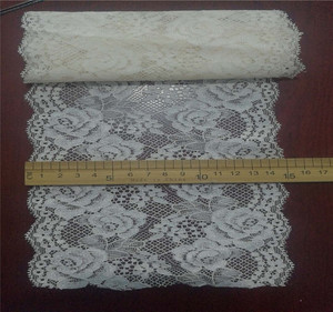 Lace trim for lingerie in stock
