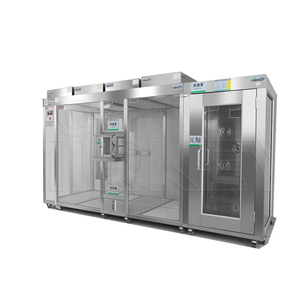 ISO5 C100 Modular Clean Room with Touch Panel Control System