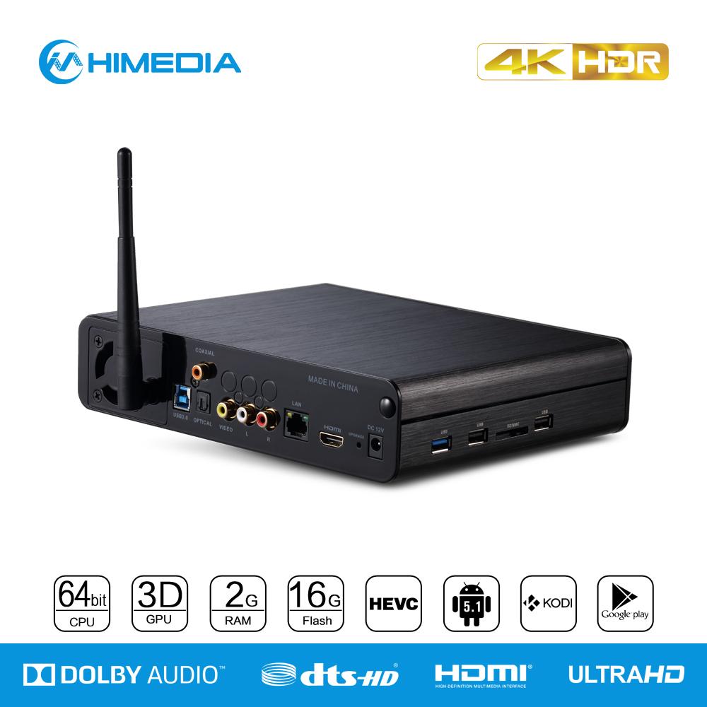 HIMEDIA Q10,HOT,HI3798CV200 Quad-core 64-bit Android TV Box,smart TV