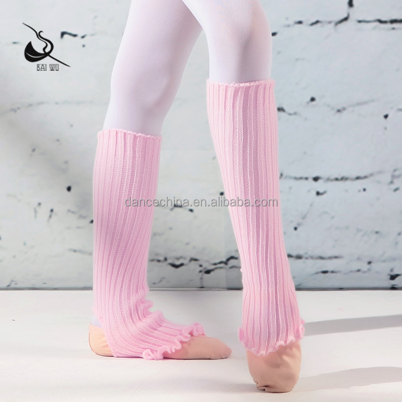 11115302 Kids Ballet Dance Leg Warmers