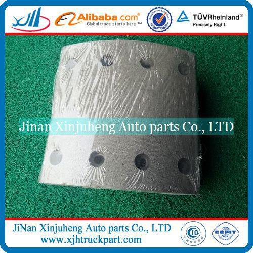 China goods wholesale brake shoe motorcycle