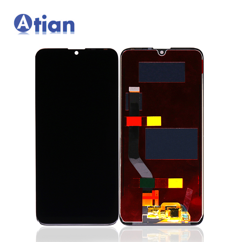 Untuk Huawei Y7 2019 LCD untuk Huawei Y7 Prime 2019 Y7 Pro 2019 LCD Display Rakitan Digitizer Layar Sentuh DUB-LX1 DUB-LX2 DUB-LX3