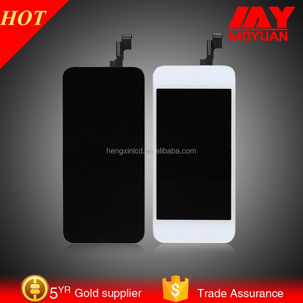 Quite good quality !!! for iphone 5s display lcd oem , replacement for display iphone 5 , for iPhone 5s LCD display