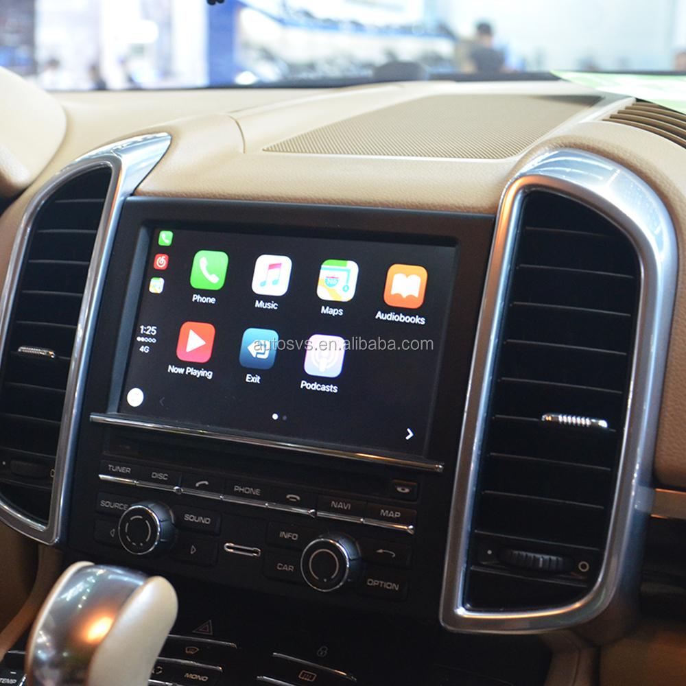 Unichip Auto Retrofit Apple Carplay Android Auto Box For P Orsche Pcm 3 1 -  Buy Apple Carplay Box,Smart Apple Carplay,Android Auto Box Product on