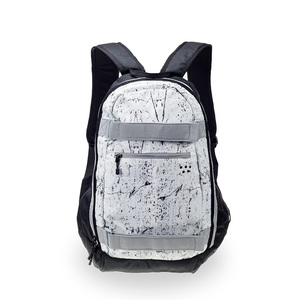 Outdoor customize travel skate carry bag skateboard backpack