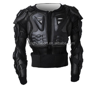 Off Road Dirt Bikes Black Red Motocross Protection Body Armor Motorcycle Autoracing Bodyarmor