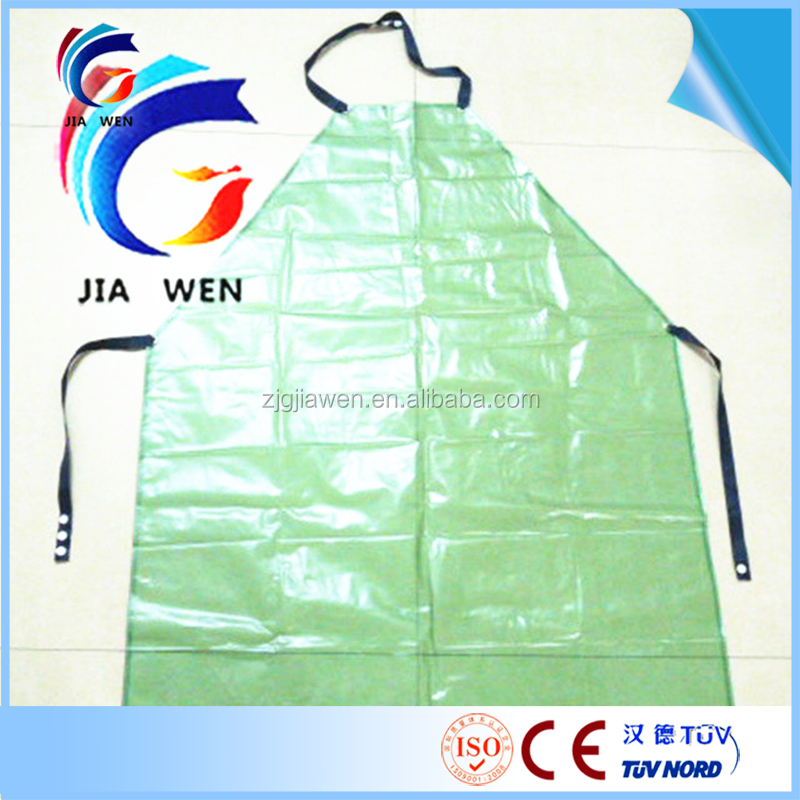 REACH approved Plastic Medical Cleaning PVC Aprons Hospital Supply