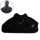 Carbon Fiber Temperature Controlled Heat Pad for Neck and Shoulder Pain Therapy