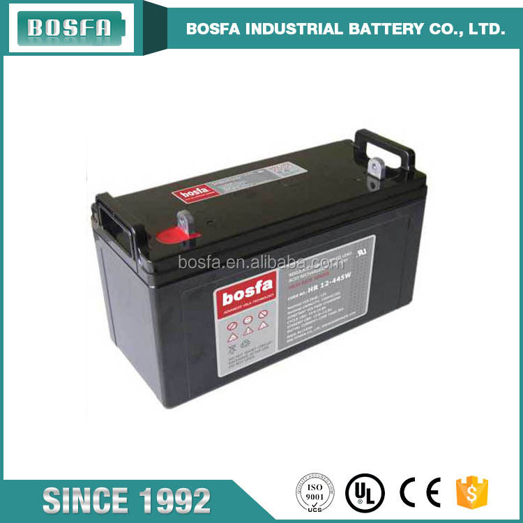 power supply battery backup cctv 12v 130ah deep cycle battery price