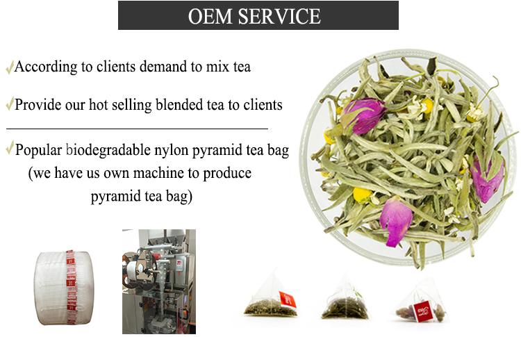 Freeze Dried China Handmade Anji Bai Cha ( White Tea ) Anjibaicha Nepal Green Tea