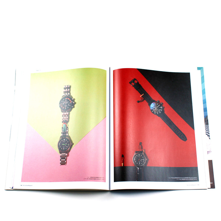 Customized Offset Printing art paper printing full color catalogue magazine/Newsletter/ Books at high quality and low price