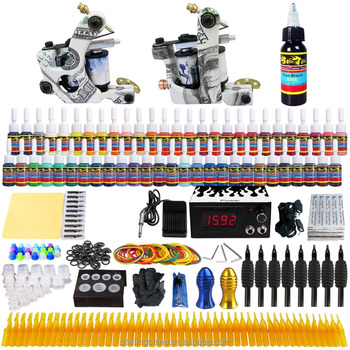 New Age Tattoo Supply Tattoo Machine Kits For Sale Tattoo Gun Set ...