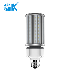 GKS28 led corn light 36w UL IP64 china led light bulb 125w HQI/HQL HPS 5 years warranty