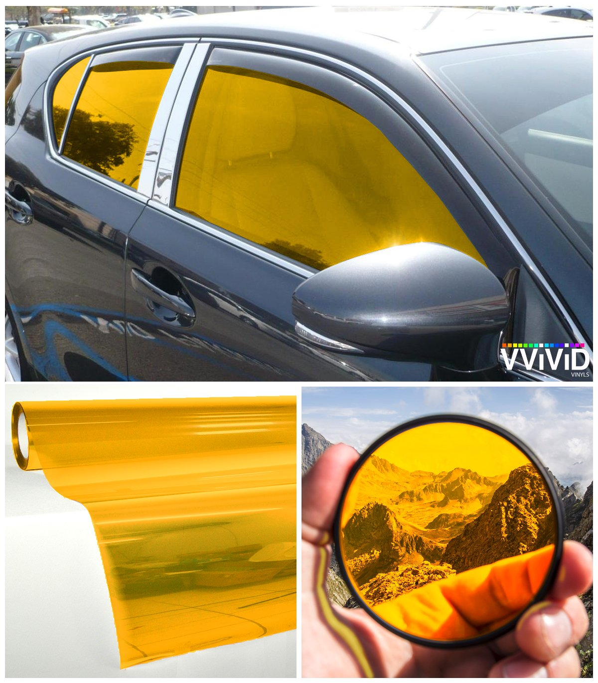 Cheap Transparent Yellow Vinyl, find Transparent Yellow