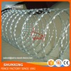 High Zinc Coating Hot Galvanized Concertina Razor Wire Barb Wires