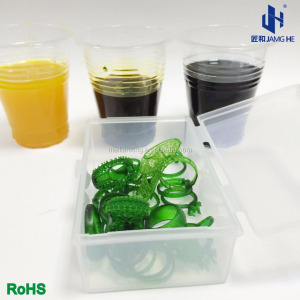 Liquid photopolymer resin india