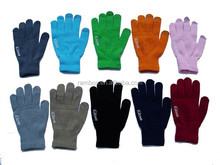 Hot selling Unisex iGlove Capacitive 3 fingertips touch glove With retail pack for iphone 5 5C 5S for ipad for smart phone