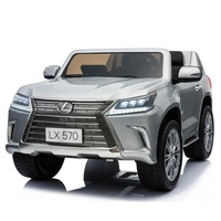 Licensed 12V Lexus kids ride on electric car