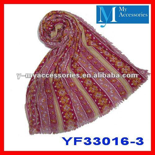 hot new products for 2012 viscose scarf