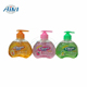 OEM organic soap and scented mini hand sanitizer for kids
