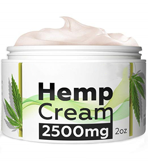 pain relief cream with hemp