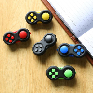 newest nice shoes cheap prices Fidget Cube, Mercu 2017 Second Generation Fidget Hand Shank 9 Sides Perfect  For ADD, Gamepad Design