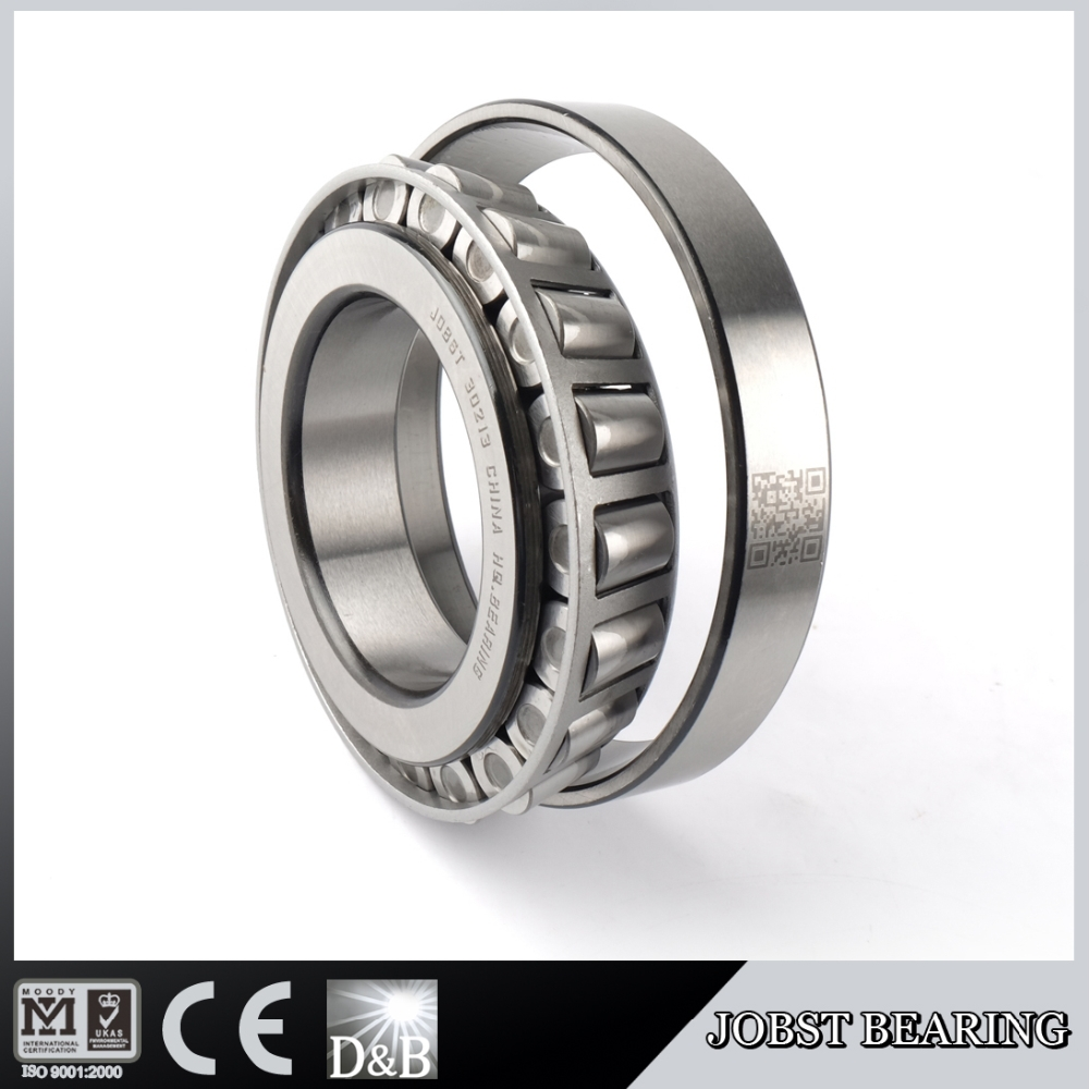 Long life and High quality Tapered Roller Bearing 30213 for motorcycle