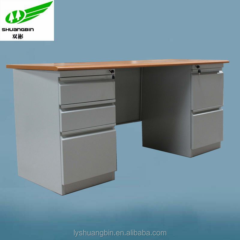 Modern Hot Sale Steel Staples Office Furniture Particle Board Computer Desk Buy Office Furniture Particle Board Computer Desk Stainless Steel