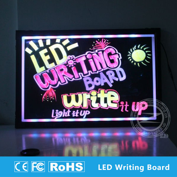 2014 hot electronic led bill board light for advertising