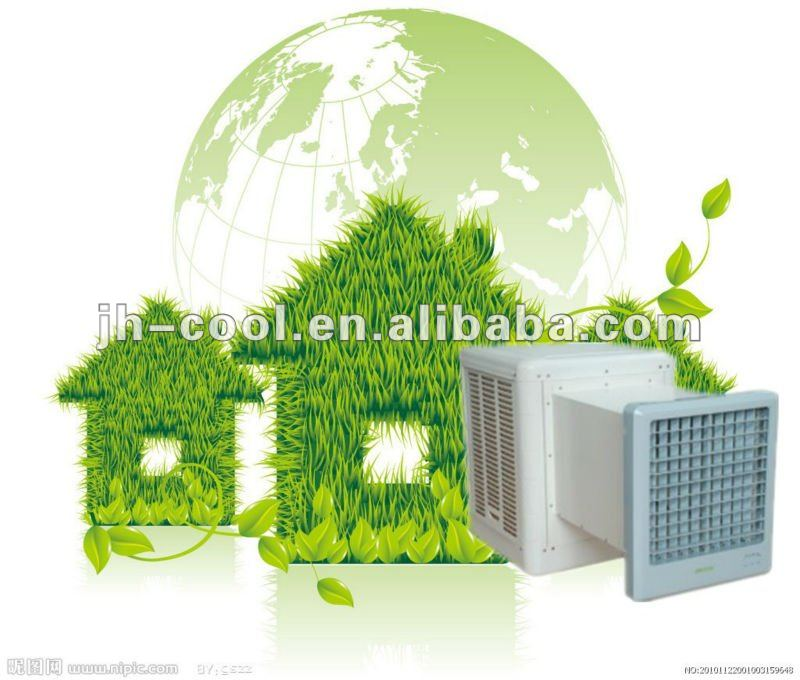 Window mounted air conditioner (air cooler)