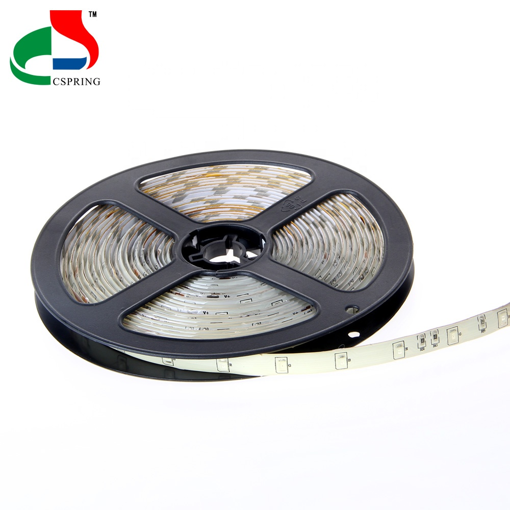 Building Outline Lighting SMD2835 <strong>RGB</strong> 12V Full Color Led Strip Light For Christmas Tree