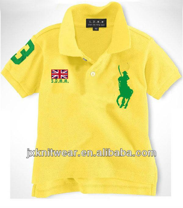ca9b4b1d6 عالية الجودة قميص بولو الاسلوب المناسب للأطفال ملابس رخيصة-تيشرتات ...