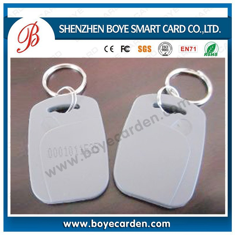 EM-Marine EM4200 rfid key rings fobs tag for identification