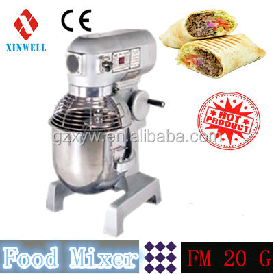 Hot!!! Industrial food mixer/dough shaping cylinder machine FM-20-G