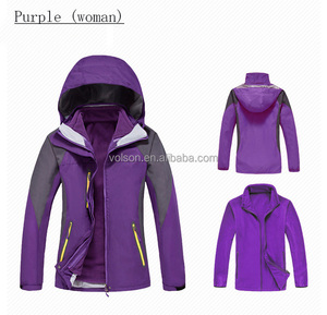 VOLSON Custom high quality Motorbike good Textile airbag Jacket motorcycle cordura jacket for auto racing